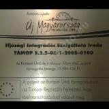 Új Magyarország fejlesztési terv táblák